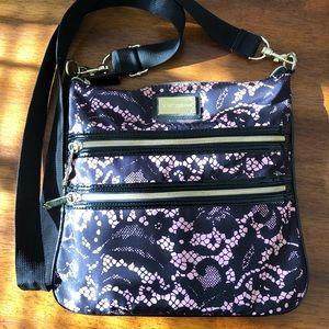 3ddfcf2d1590 Women s Betsey Johnson Lace Handbag Pink on Poshmark
